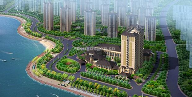 青岛星河湾酒店项目